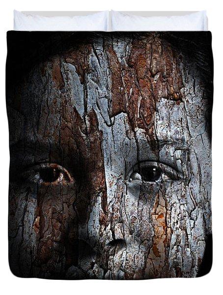Woodland Princess Duvet Cover by Christopher Gaston