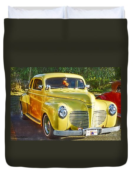 Work Of Art Duvet Cover