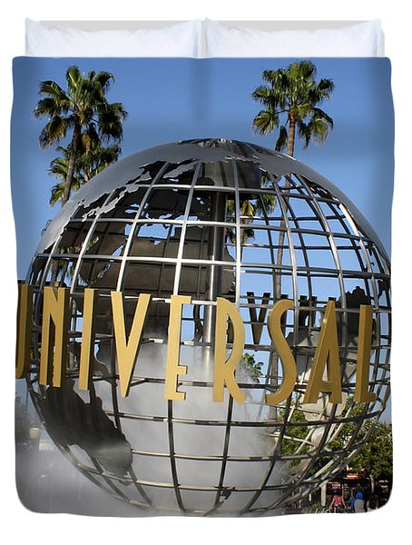 World Of Universal Duvet Cover