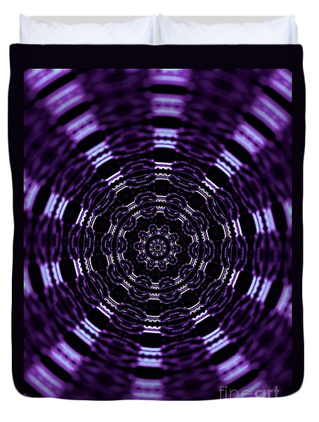 Wormhole Duvet Cover by Robyn King
