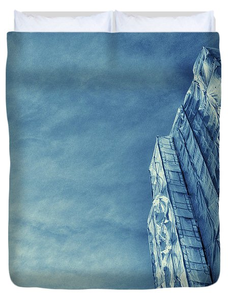 Wrapped Cathedral Duvet Cover