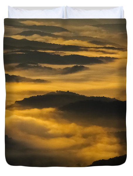 Wva Sunrise 2013 June II Duvet Cover