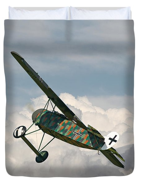 Ww1 - Spoiled For Choice Duvet Cover by Pat Speirs