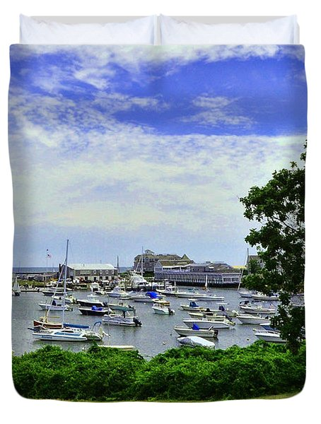 Wychmere Harbor Duvet Cover