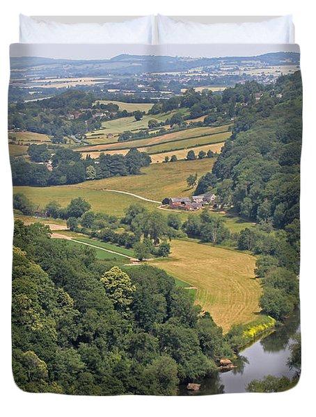 Wye Valley Duvet Cover