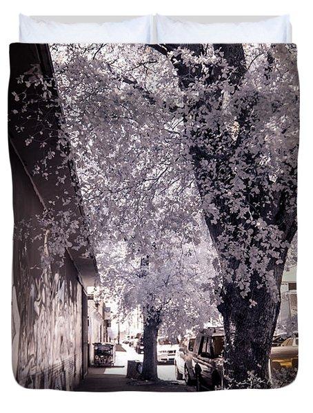 Wynwood Treet Shadow Duvet Cover