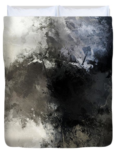 X - Hill Of Sorcery Duvet Cover