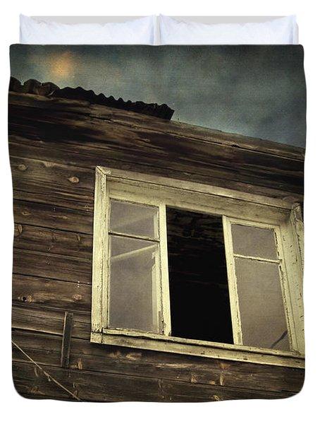 Years Of Decay Duvet Cover by Taylan Apukovska