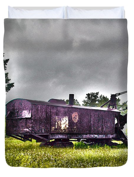 Yesteryear - Hdr Look Duvet Cover