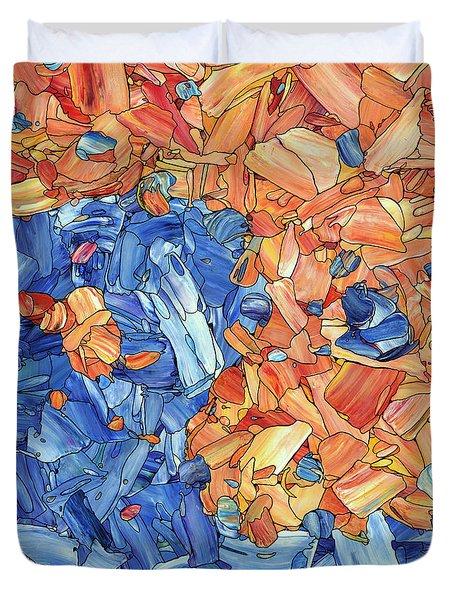Yin-yang Duvet Cover