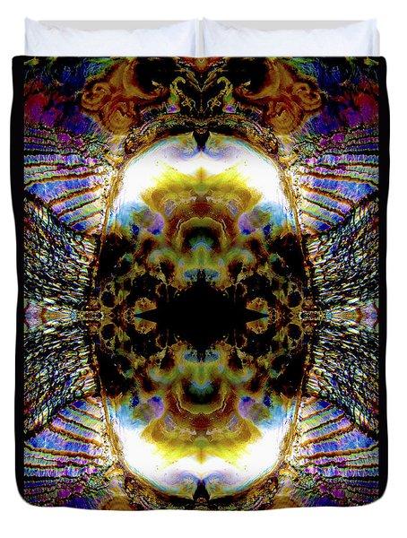 Yin Yang Duvet Cover