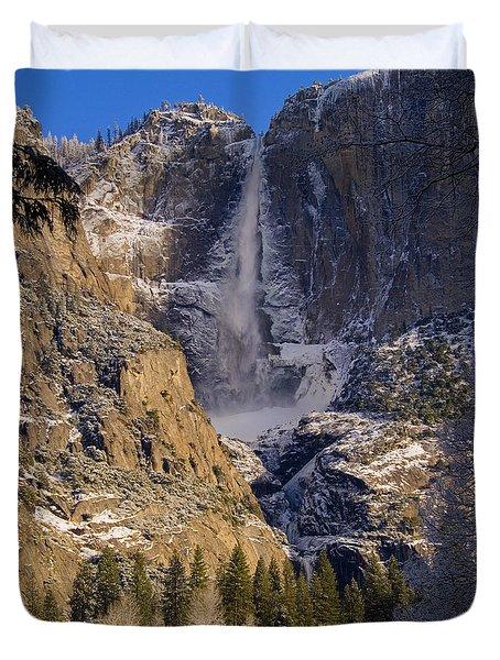 Yosemite's Splendor Duvet Cover