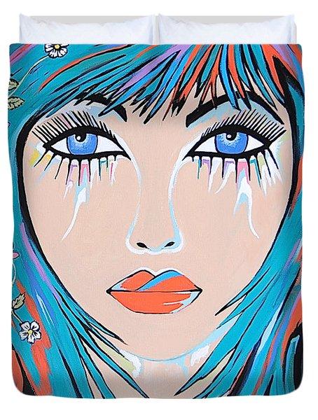 Zahara Duvet Cover
