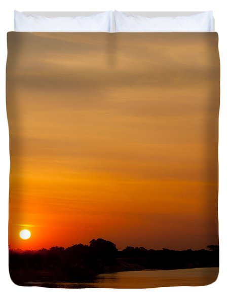 Zambezi Light Duvet Cover