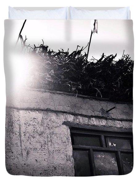 Zanskar Style House Duvet Cover