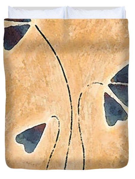 Zen Splendor - Dragonfly Art By Sharon Cummings. Duvet Cover