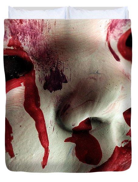 Zombie Baby Duvet Cover