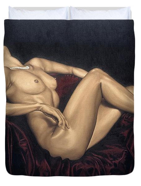 Exquisite Duvet Cover by Richard Young