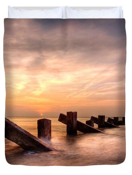 Abermaw Sunset Duvet Cover