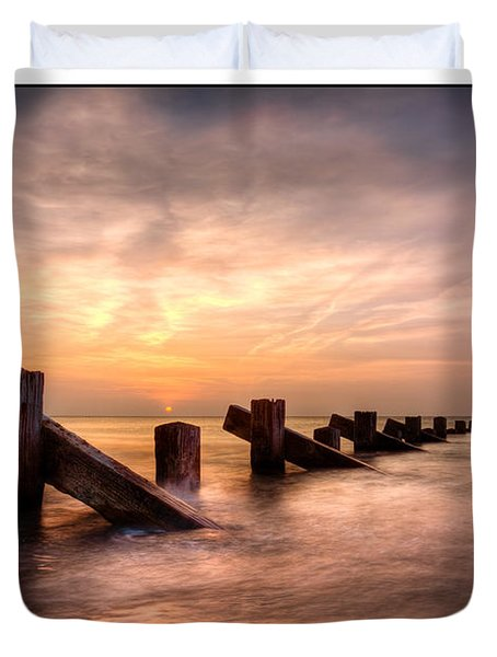 Rich Skies - Abermaw Duvet Cover