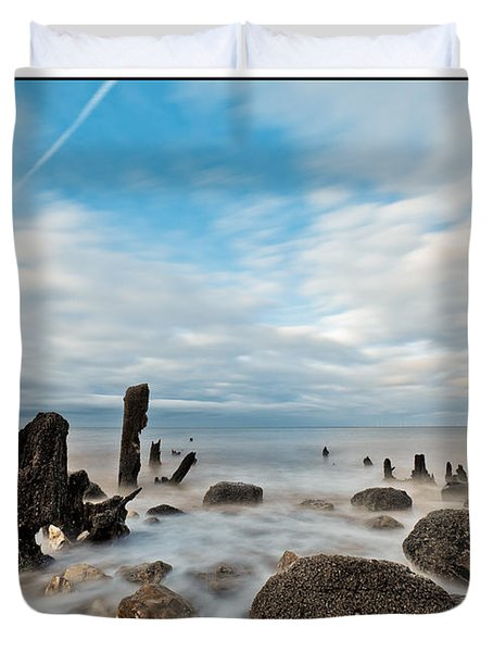 What Remains Duvet Cover