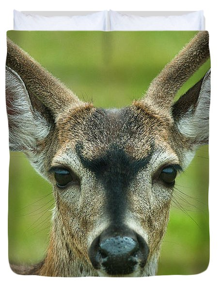 All Ears Duvet Cover