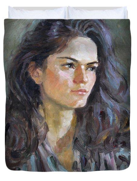 Ana Duvet Cover