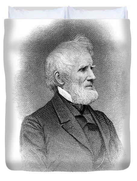 Arthur Tappan (1786-1865) Duvet Cover by Granger