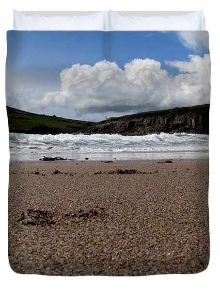 Beenbane Beach Duvet Cover