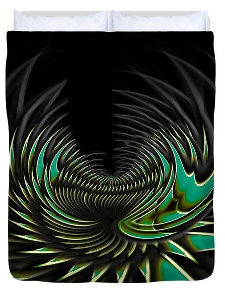 Blossom Duvet Cover by Christopher Gaston