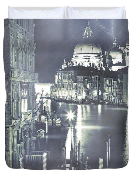 Canal Grande Duvet Cover by Joana Kruse