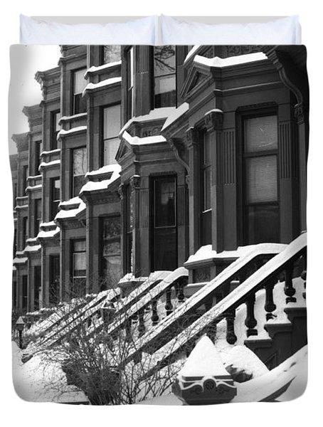 Carroll Street Duvet Cover