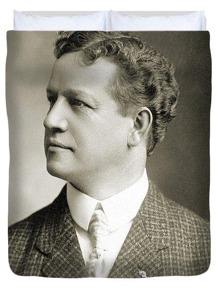 Charles H. Ebbets (1859-1925) Duvet Cover