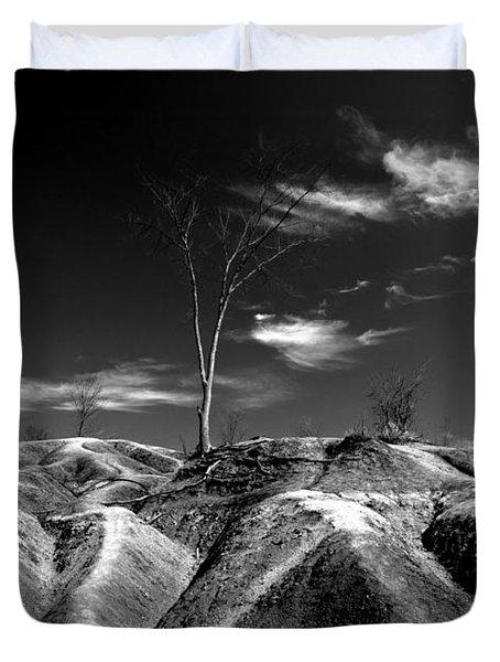 Cheltenham Badlands Duvet Cover by Cale Best