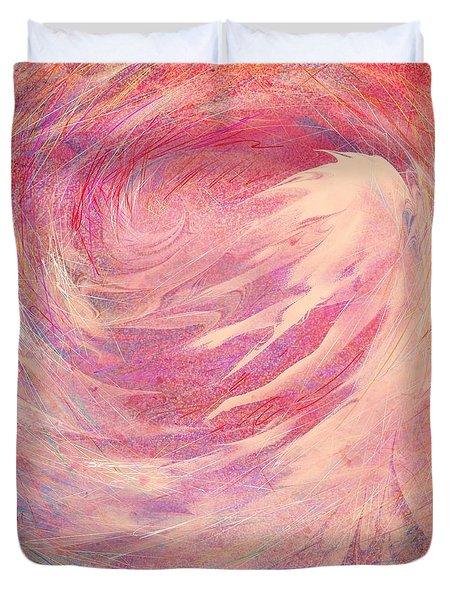 Chosen Duvet Cover by Rachel Christine Nowicki