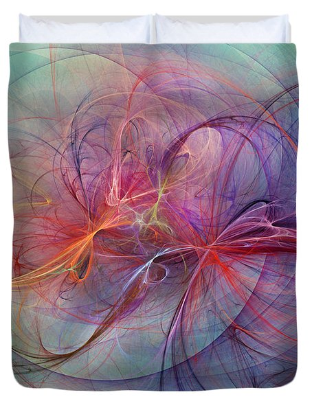 Coastal Sunset Duvet Cover