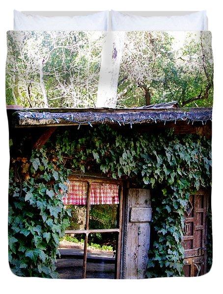Cold Spring Tavern Duvet Cover