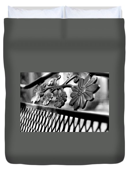 Decorative Duvet Cover by JAMART Photography