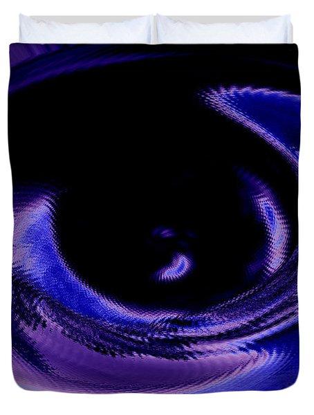 Envision Duvet Cover by Sue Stefanowicz