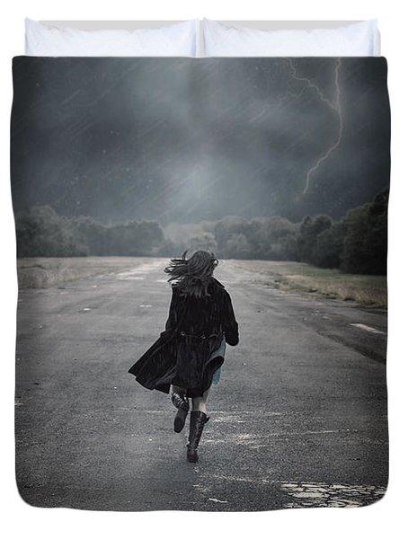 Escape Duvet Cover by Joana Kruse