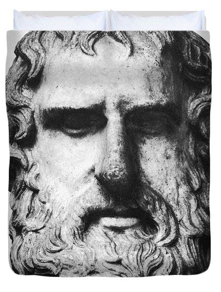 Euripides Duvet Cover by Granger