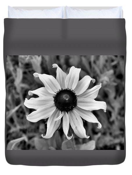 Flower Duvet Cover by Brian Hughes