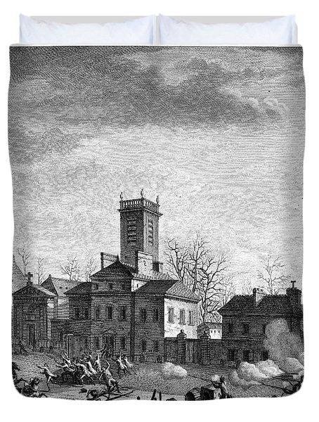 French Revolution, 1791 Duvet Cover