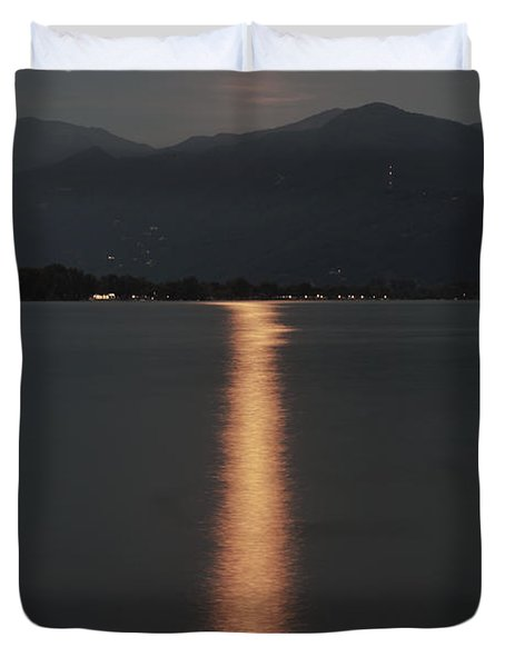 Full Moon Duvet Cover by Joana Kruse