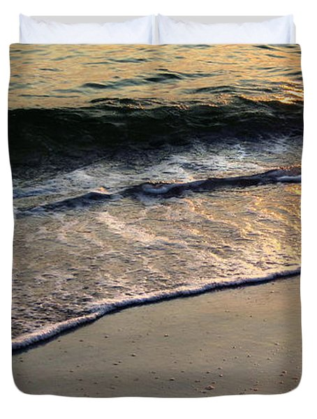 Gentle Tide Duvet Cover