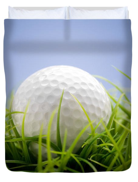 Golfball Duvet Cover