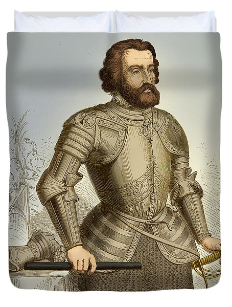 Hernando Cortez Spanish Conquistador Photograph By Photo