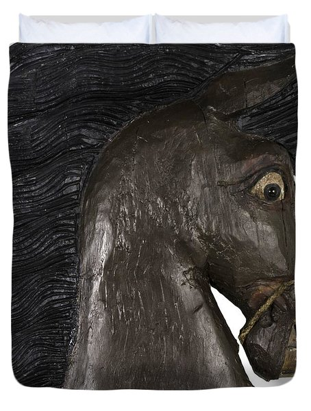 Horse Head Duvet Cover