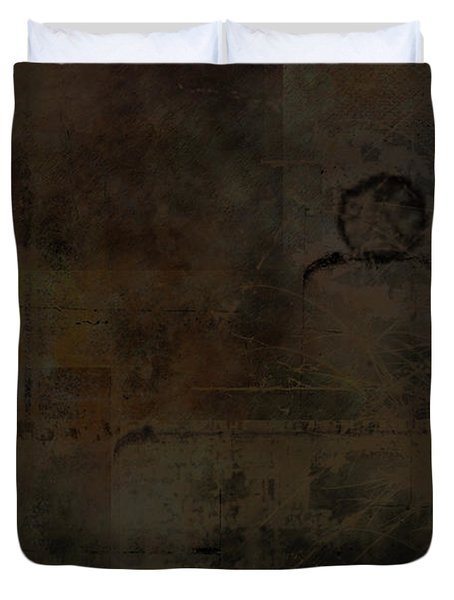 Industrial Duvet Cover by Christopher Gaston