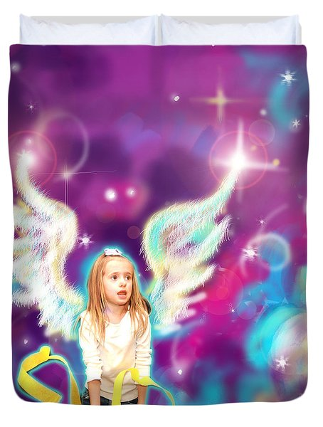 Jewell.angelic 3 Duvet Cover